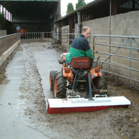 Broomex BP Push Broom