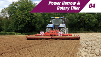 Power Harrow & Rotary Tiller