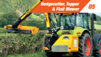 Hedgecutter, Topper & Flail Mower