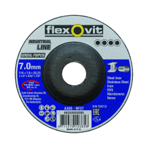 Metal Grinding Disc 115x7x22 (Pack-10)