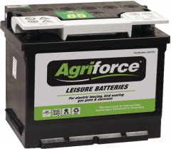 Agriforce Leisure Battery 80AH