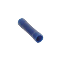 Blue Connector Butt 4.5mm (17.5A, Pack 50)