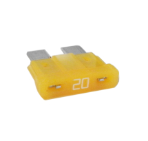 12V Blade Fuse 20A Yellow