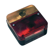 Rear Combination Lamp (Supplied with Bulbs)