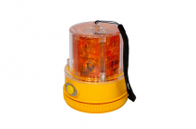Magnetic LED 360 Warning Lamp (Cordless)