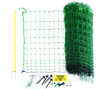 Electric Poultry Netting Kit (1080mm x 50m)