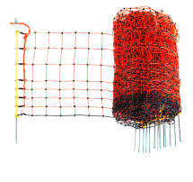 Electric Rabbit Netting Kit (500mm x 50m)