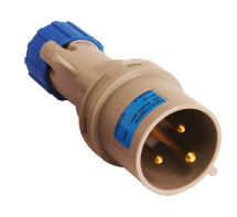Blue Trailing Plug 32A