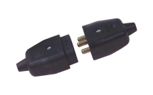 3 Pin Plug & Socket