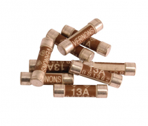 Cartridge Fuses 13A (Pack 10)