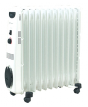 Oil Filled Radiator 1.5kw 230v
