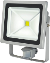 LED Floodlight 50W with PIR (3500 Lumens)