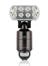 LED Floodlight & Camera (Wireless-For use with EMM401)