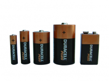 Duracell Battery D (Pack-2)
