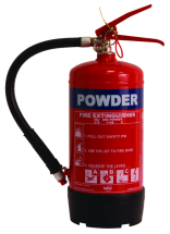 Fire Extinguisher 4kg (Dry Powder)