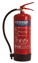 Fire Extinguisher 6kg (Dry Powder)