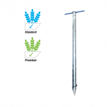 Aeration Spear Only (With blue handle)