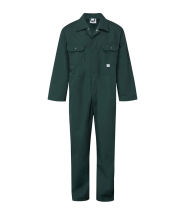 Stud Front Green Overalls (XL) (50