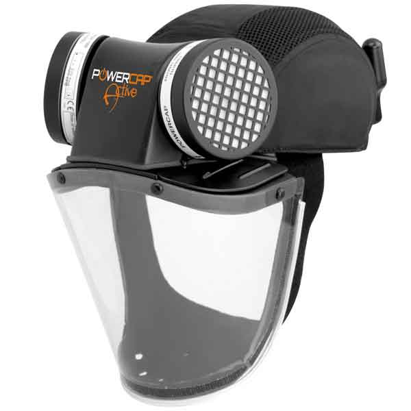 POWERCAP ACTIVE (AIR-FED RESPIRATOR)