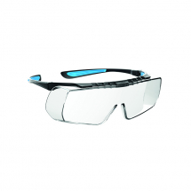 Over Spec Safety Glasses (Anti Scratch, Clear)