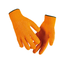 Knited Criss-Cross Gloves (L)
