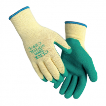 Latex Coated Grap Gloves (M)