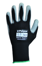 Matrix Touch 1 Grip Gloves (L) touch screen sensitive gloves
