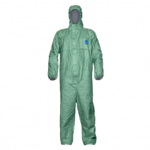 DuPontGreen Spray Coveralls(M) Type 4-5-6 (green)