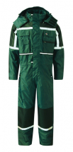 Waterproof Padded Overalls (M) (40/42