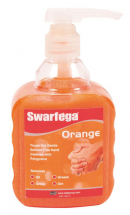 Swarfega Orange 450ml (Pump pack)