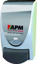 APM Wall Dispenser (For use with 1Ltr Cartridge)