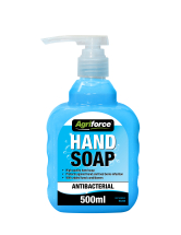 Agriforce AntiBac Soap 500ml (Pump Pack)