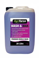 Agriforce Wash & Wax 20Ltr