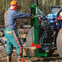 Wessex Log Splitter (LS-100)
