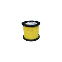 Strimmer Line 2.7mm x 209m (Yellow/Round)