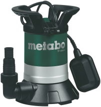 Metabo Submersible Pump 350W (Clean Water)