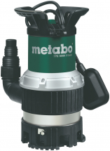 Metabo Submersible Pump 970W (Semi Trash Water)