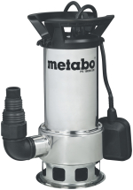 Metabo Submersible Pump 1100W (Trash Water)