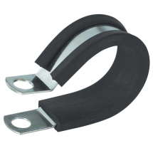 Rubber Lined Clamps 5mm