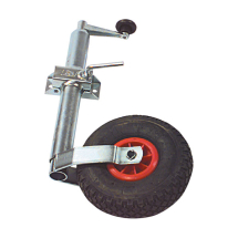 Jockey Wheel & Pneumatic Tyre (Max Static Load 100kg)
