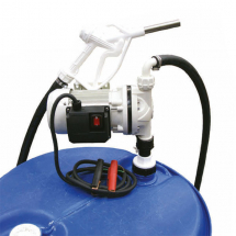 Piusi AdBlue Drum Pump Kit 12V (4M Hose, Nozzle & Adaptor)