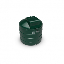 Bunded Oil Tank 1400Ltr (Vertical)1585mm(dia) 1740mm H