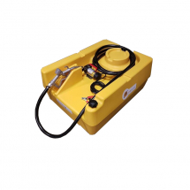 Portable Diesel Tank 200Lt L/P Low Profile 1000Lx410hx700w mm