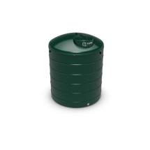 Bunded Oil Tank 3500Ltr (Vertical)2034mm(dia) 2520mm H