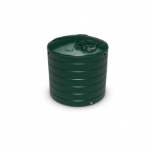 Bunded Oil Tank 6000Ltr (vertical) 2580mm(Dia) 2610mmH