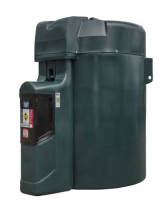 Bunded Oil Tank 7500Ltr (Vertical)