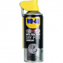 WD40 400ml Dry PTFE Lubricant 400ml Can