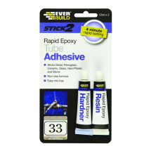 2 Part Rapid Epoxy Adhesive (15ml Per Tube)