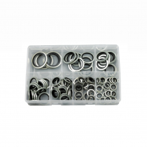 Bonded Washer Assortment (Approx 90pcs)