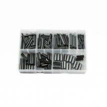 Roll Pin Assortment (Approx 385pcs)